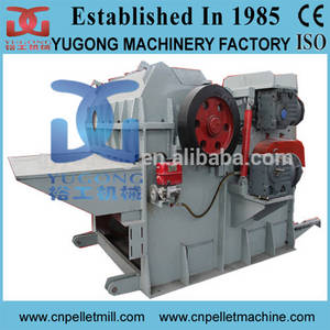 Wholesale Other Woodworking Machinery: Efficiency New Type Waste Template/Nail Wood Pallets Crusher Machine