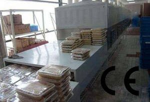 Wholesale Food Processing Machinery: Ready Meal/Fastfood Heating Equipment