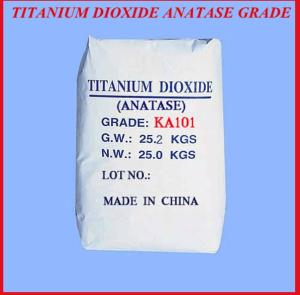 Wholesale titanium dioxide for paint: KA101 General Use Anatase Titanium Dioxide