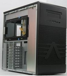 Wholesale computer case: Computer Enclosure, Cabinet, Casing