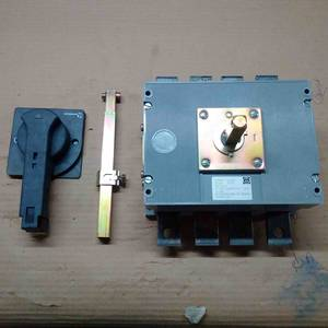 Wholesale Circuit Breakers: 400A 4 Pole Isolator - Make Peterreins (Germany)