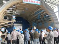 Corrugated Steel Utility Tunnel Corrugated Metal Culvert Pipe Suppilers