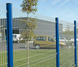 Wholesale weld wire fence: Architectural Welded Wire Fencing
