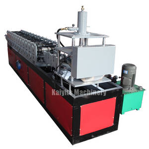 Wholesale crane control parts: Rolling Shutter Slats Door Roll Forming Machine