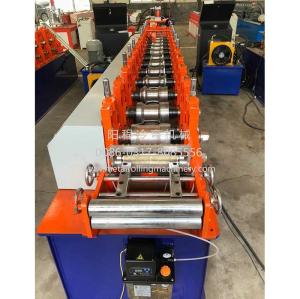 Wholesale rolling shutter strip making: YC 122-16 Steel Roller Shutter Door Roll Forming Machine