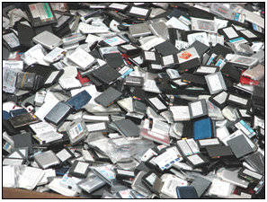 Wholesale used batteries scrap: Mobile Cell Phone Used Battery Scrap