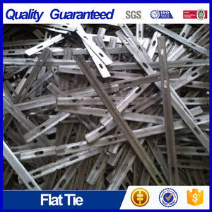 Wholesale Hardware Stock: X Flat Wall Tie for Steel Plywood Form System