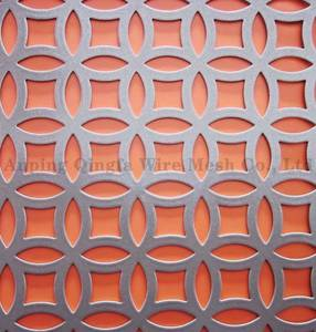 Wholesale hole opener: Perforated Metal/Metal Facade/Metal Cladding