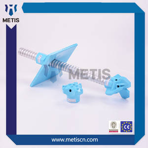 Wholesale nail drill: Metis High Quality Mining Self Drilling Soil Nailing