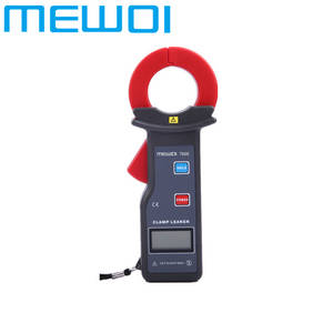Wholesale Clamp Meters: MEWOI7600-35mm*40mm,AC 0mA-600A High Accuracy AC Clamp Leaker