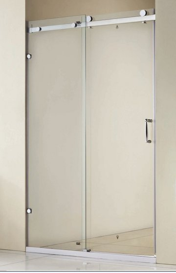 Shower Screens (Sling Wheel Single Open Sliding Door) Image