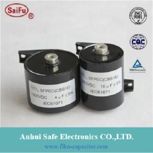 Wholesale snubber capacitor: CBB15 CBB16 Welding Inverter DC Filter Capacitor