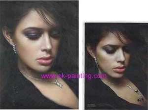 Wholesale portrait: Oil Painting, Portrait Oil Painting, Oil Painting From Photo