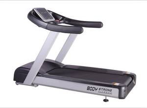 Wholesale cardio equipment: New Aarrival AC Gym Equipment Commercial Treadmill with TV JB-9600C