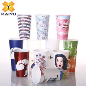 Wholesale iml cup mould: 2019 New Design Iml Disposable Plastic Milk Tea Cup Injection Mould