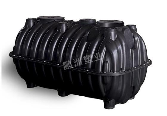 2019 Popular PP Plastic Septic Tank for Toilet Sewage Treatment