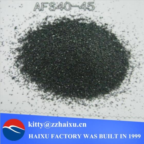 Sell Chromite iron ore sand cast sand