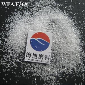 Wholesale wfa: High Purity White Fused Alumina/WFA of 99.5%
