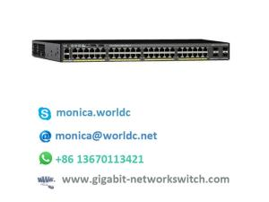 Wholesale cisco switch: Good Price! WS-C2960S-48FPS-L CISCO NETWORKING EQUIPMENT CISCO SWITCH