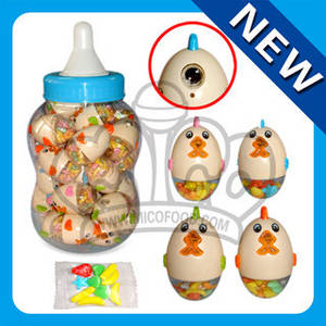 Wholesale Candy Toys: Egg Camera Toy Candy