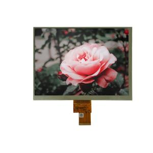 Wholesale lvds: 8.0 INCH TFT LCD Module LVDS Interface Fpc:40pin