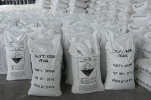 Wholesale pearls: Caustic Soda Flakes/Pearl