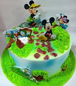 Wholesale Cakes: Ponque De Mickey Mouse