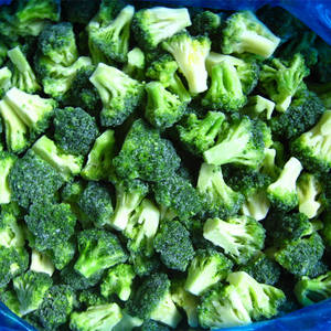 Wholesale frozen vegetables: Wholesale IQF Frozen Vegetables Broccoli