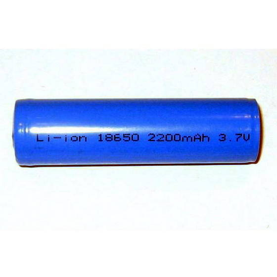 18650 Lithium Ion Battery 3 7v 2200mah Id 3391461 Product