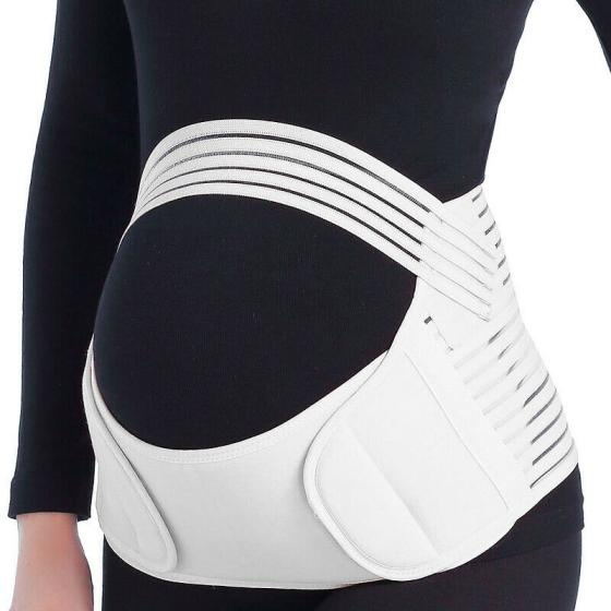 Maternity Belt Pregnancy Support Waist Back Abdomen Pregnant Band Belly Brace US