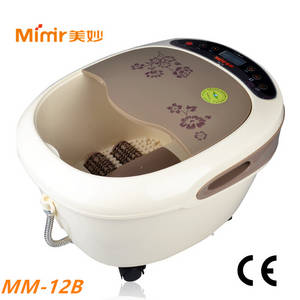 Wholesale foot massager: Blood Circulation Foot Massage Vibrator Properties Bio Detox Foot Spa