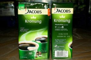 Wholesale Ground Coffee: JACOBS KRONUNG Ground Coffee 250g / 500g