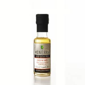 100% Natural Cold Pressed Almond Oil