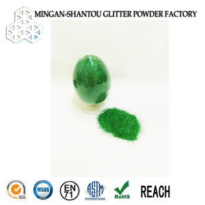 Wholesale green laser: Laser Deep Green Glitter Powder