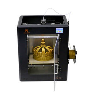 Wholesale insulation materail: 3D Printer Machine 300*200*400mm 0.05-0.3mm Layer Thickness for Toy Models