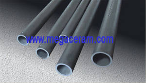 Wholesale silicone pipe: Chinese (Reaction Boned Silicon Carbide /RBSIC) SISIC Cooling Air Pipe Supplier