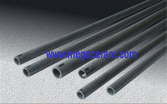 Chinese (Reaction Boned Silicon Carbide /RBSIC) SISIC Roller Supplier