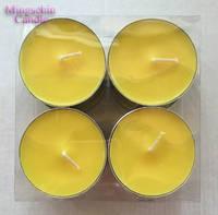 Mingschin Citronella Tealight Candle