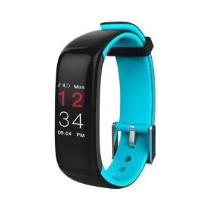 Wholesale blood pressure monitor: P1plus Smart Bracelet Heart Rate Monitor Smartband Blood Pressure Monitor Band