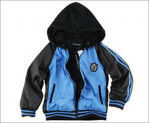 Wholesale Children's Jackets: Male Colored Jumper