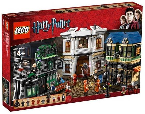 Sell LEGO Harry Potter 10217 Diagon Alley(id:19263297) from Monitor ...