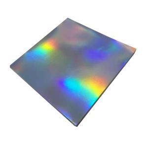 Wholesale vinyl paper: Shenzhen Minrui Wholesale Plain Hologram Destructible Vinyl A4 Paper