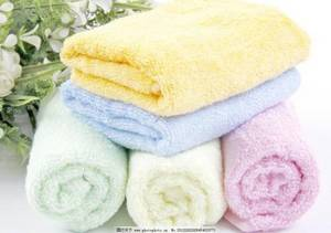 Wholesale bamboo fiber yarn: Towel