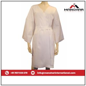 Wholesale Other Protective Disposable Clothing: Kimono - Manohar International