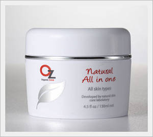 Wholesale all in one cream: OZ Natural All in One Cream