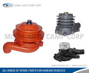 Wholesale Cooling System: Water Pumps for Commercial Vehicles