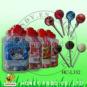 Wholesale Lollipops: Creamy Lollipop