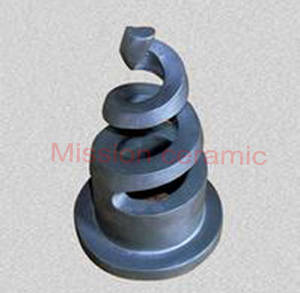 Wholesale silicone carbide nozzle: SiC Silicon Carbide Nozzles