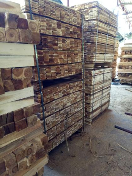 Sell Acacia Sawn Timber for making wook pallets