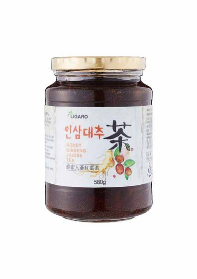 Sell Honey Ginseng Jujube Tea 580g